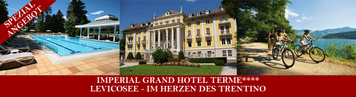 Imperial Grand Hotel Terme - Levicosee